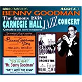 Famous 1938 Carnegie Hall Jazz [Import anglais]
