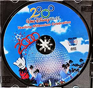 2000 Walt Disney World Yearlong Millennium Celebration