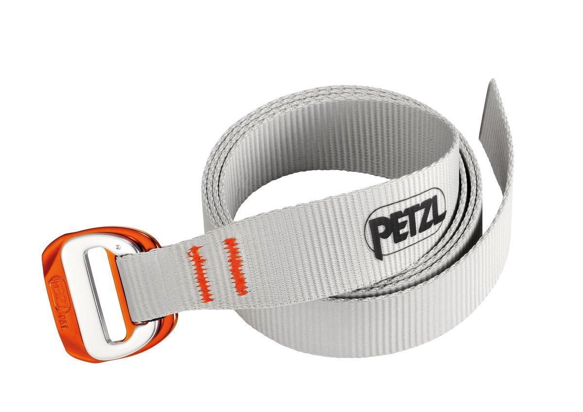 Belt with logo and one DoubleBack Light buckle