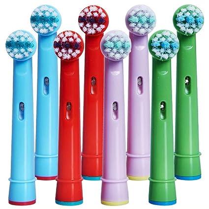 Amazon.com: Cabezales de repuesto para cepillo de dientes ...