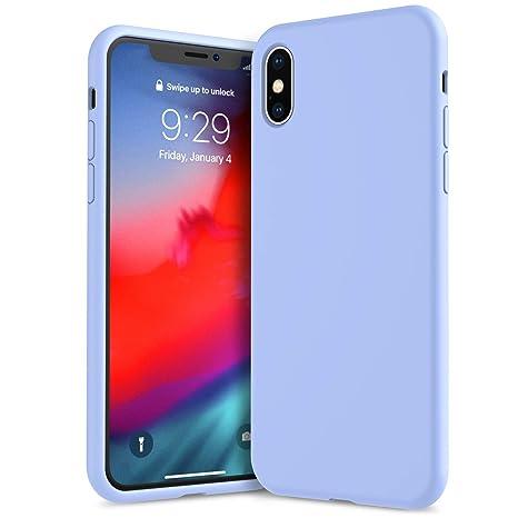 coque silicone fine iphone xs