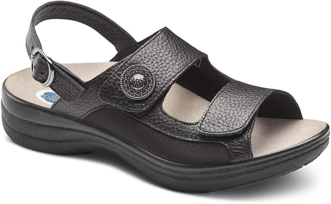 Details about  /Dr Comfort Lana Women/'s Casual Sandal