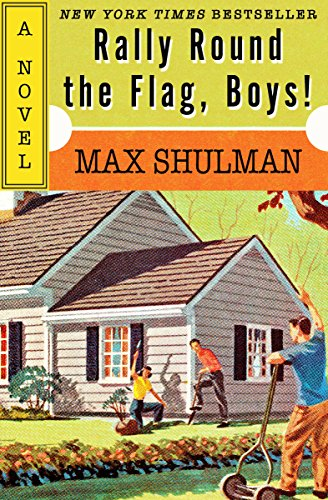 Rally Round the Flag, Boys!: A Novel cover