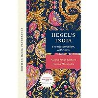 Hegel's India (OIP): A Reinterpretation with Texts