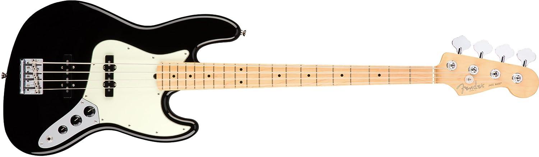Fender American Pro Jazz Bass MN BK · Basso elettrico