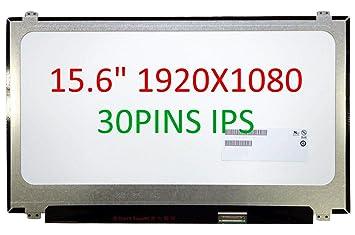 A Plus Screen Pantalla LCD LED de Repuesto para Ordenador portátil ASUS ROG GL552V GL552VW (