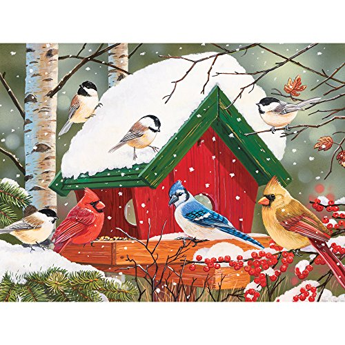 Bits and Pieces - 300 Piece Jigsaw Puzzle for Adults - Win