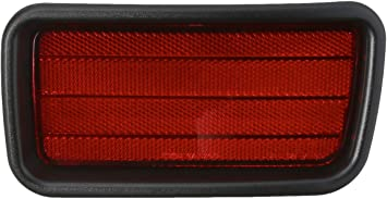 TYC 17-5206-00 Mitsubishi Montero Sport Driver Side Replacement Rear Reflector