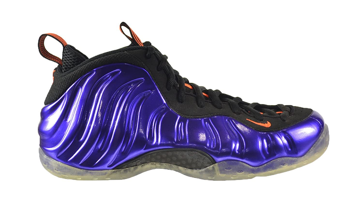 best service bc65c af86d Amazon.com | Nike Air Foamposite One Phoenix Suns Men's ...