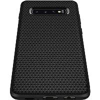 Capa Spigen para Galaxy S10 Liquid Air, Cell Case, Capa Protetora para Celular, Preto