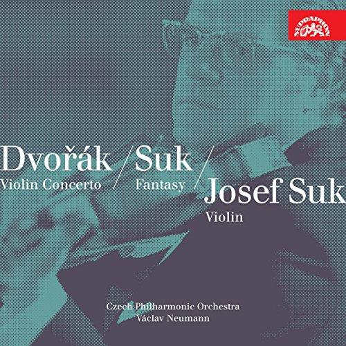 Violin Concerto & Suk Fantasy