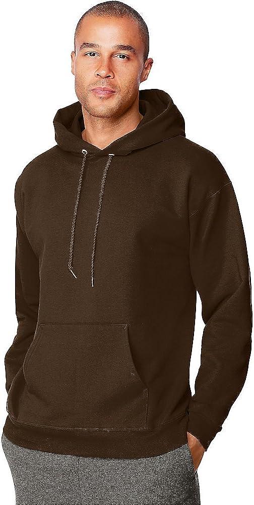 Hanes 9.7 oz. Ultimate Cotton 90/10 Pullover Hood 619WgApSbpL