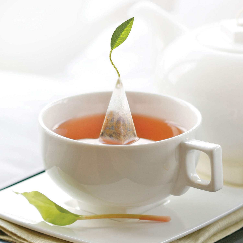 Tea Forte Organic Assorted Variety Tea Sampler, Tea Tasting Tea Chest Gift Box with 40 Handcrafted Pyramid Tea Infuser Bags, Black Tea, Herbal Tea, Oolong