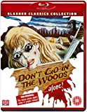 Don't Go in the Woods... Alone (Blu-ray) (Region Free) [PAL]