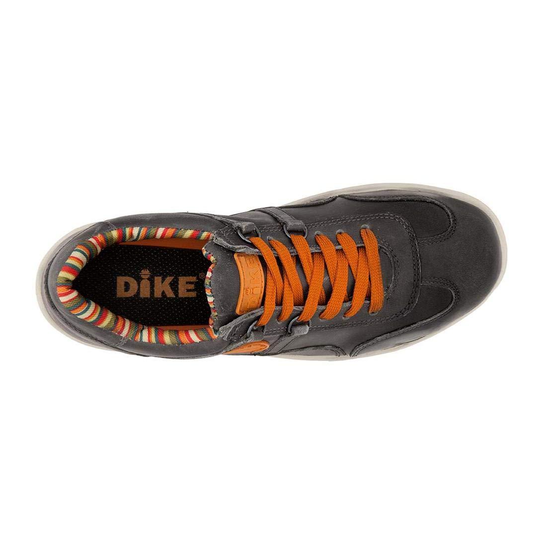 Calzado de protecci/ón de Piel para Hombre Gris Antracita DIKE