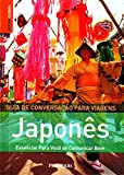 capa de Japonês. Guia de Conversação Rough Guides