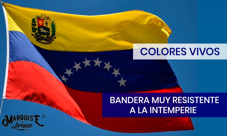 MARQUISE & LOREAN Bandera De Venezuela y Venezolana Grande Súper ...