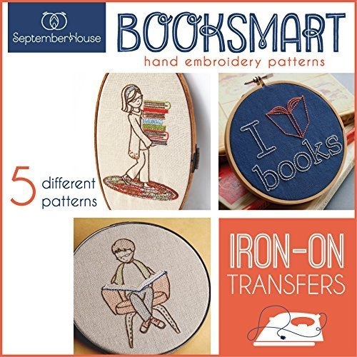 booksmart hand embroidery patterns iron