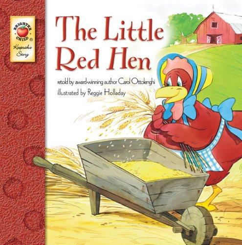 little red hen - 4
