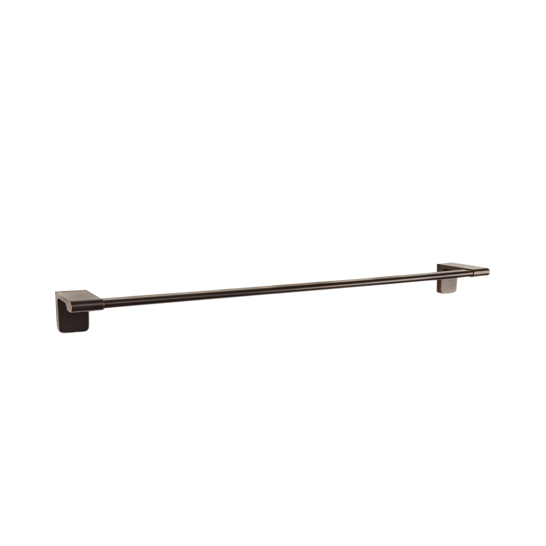 MAYKKE Dash 4-Piece Bathroom Essentials Hardware Accessory Set | 24'' Towel Bar, Double Robe Towel Hook, Towel Ring, & Toilet Paper Holder | 3 Colors to Choose From | Oil-Rubbed Bronze, DLA1002493 by Maykke (Image #3)