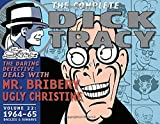 Complete Chester Gould's Dick Tracy, Vol. 22