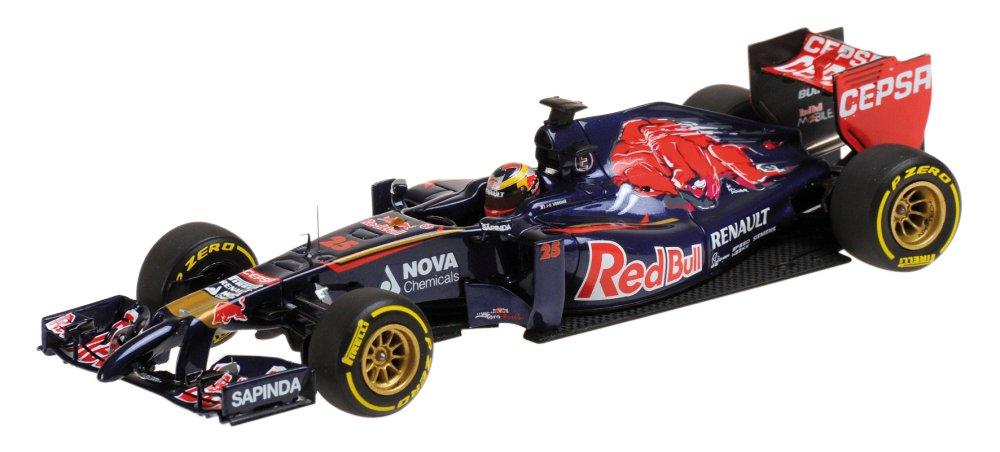 J.-E. Vergne Scuderia Toro Rosso STR9  25 Formel 1 2014 1:43 Minichamps