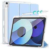 Hoidokly Funda para iPad Air 4th Generación 2020 10.9 Pulgadas con Función Soporte, Smart Cover con Soporte para el…
