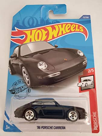 HOT WHEELS 2020 ´96 PORSCHE CARRERA PORSCHE SERIES YELLOW 2nd COLOUR NEU /& OVP