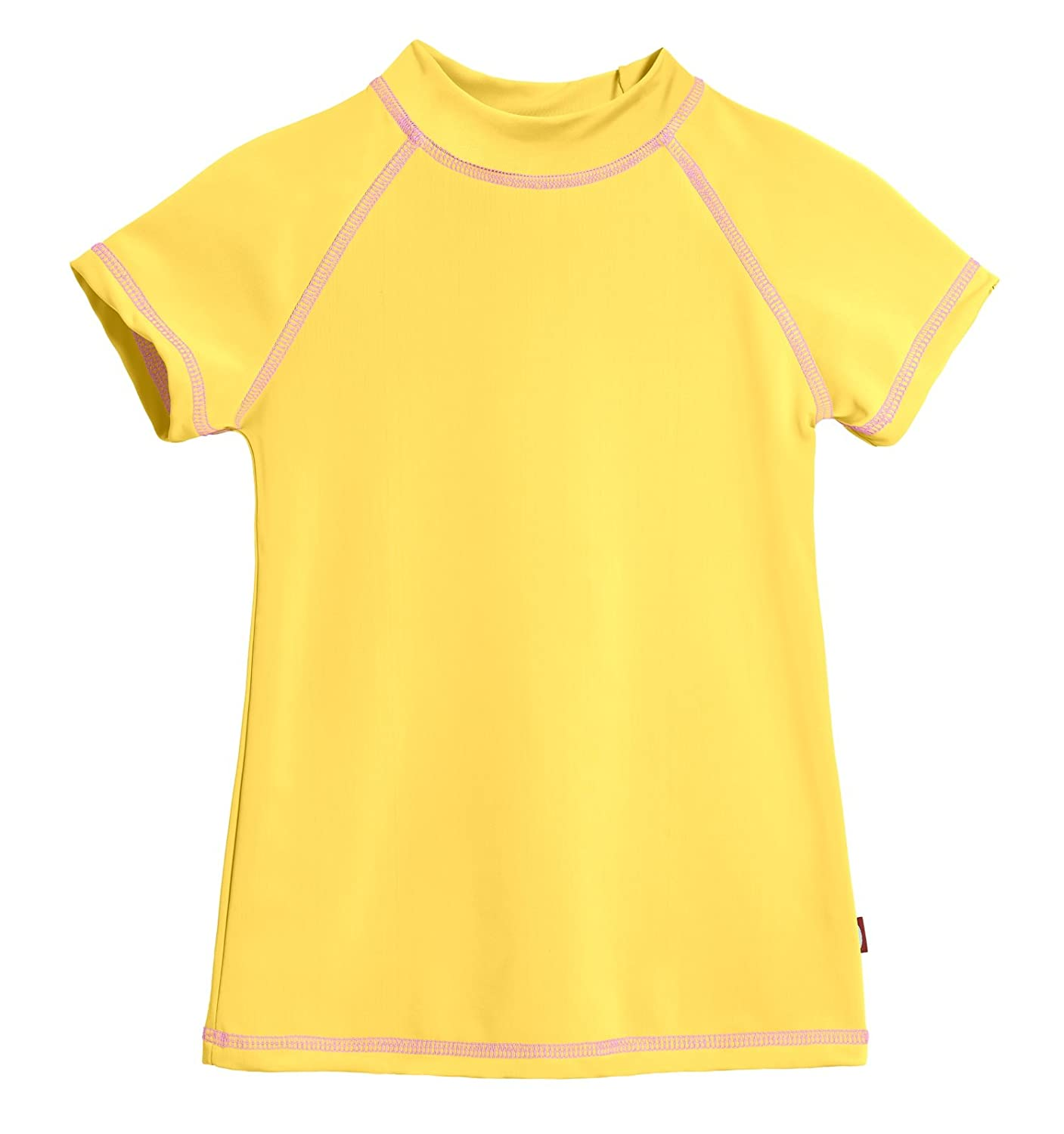 City Threads Girls SPF50 Rash Guard Sun Swimming Tee Pool /& Beach CT-GRASHGUARD-P