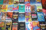 #10: 100 Vintage NBA Basketball Cards in Old Sealed Wax Packs - Perfect for New Collectors