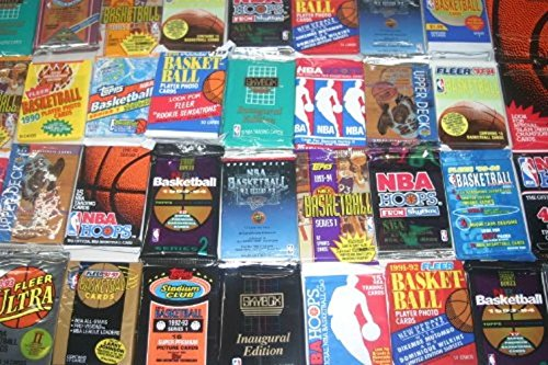 Isiah Thomas Basketball - GREAT LOT OF OLD UNOPENED BASKETBALL CARDS IN PACKS