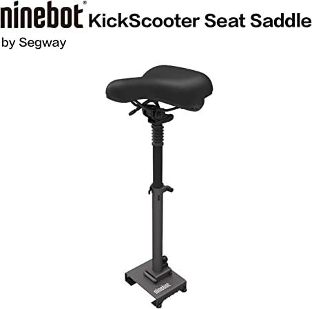 Segway Ninebot Adjustable Seat Saddle for ES1/ES2/ES4 Kick Scooters