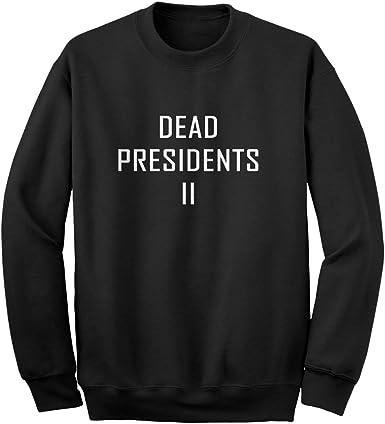 Indica Plateau Dead Presidents II Unisex Adult Hoodie