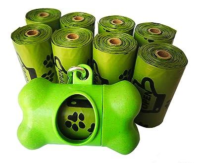 Ourhome520 Compostable Biodegradable Dog Poop Bag