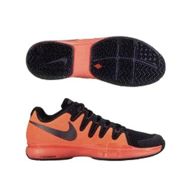 quality design 4ce4a 55d43 chaussures de course rouge orange nike zoom vapor