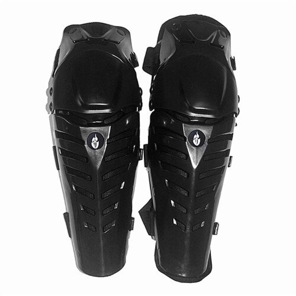 Beetle LLC - Outdoor sports Motorcycle Knee pads Protector Sking Riding Motocross Racing Guard Sports Safety Gears Race Knee Brace ABS