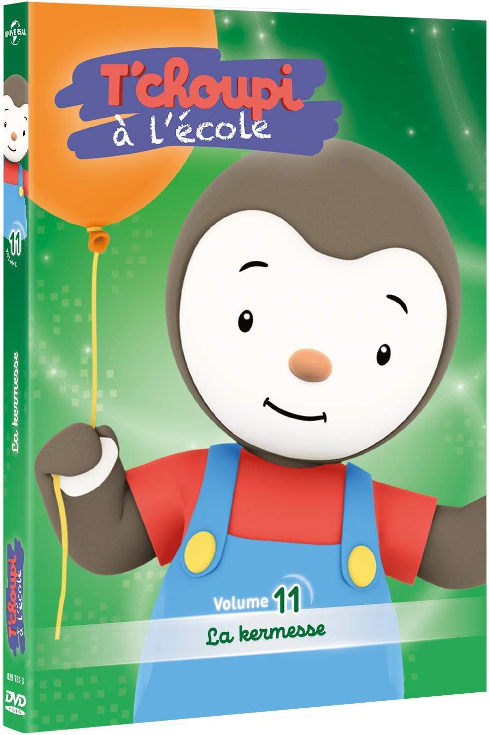 T Choupi A L Ecole La Kermesse Dvd Blu Ray Amazon Fr