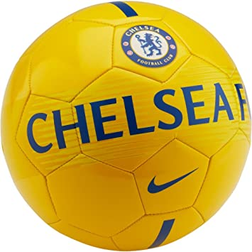 Nike Chelsea FC Supporters - Balón de fútbol, Tour Yellow/Dynamic ...