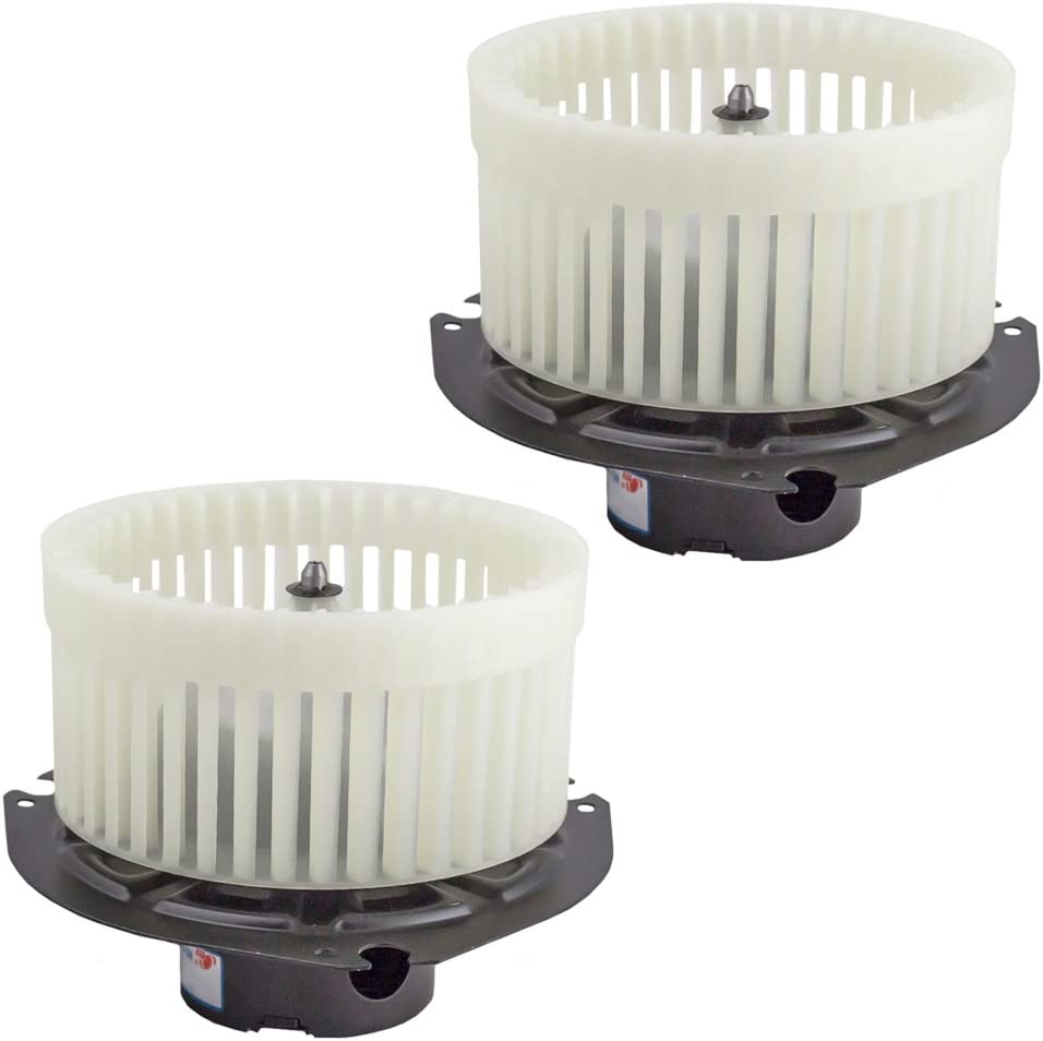 HVAC Blower Motor Fan Cooling Assembly Replacement for Chevrolet Express GMC Savana Van 89019318
