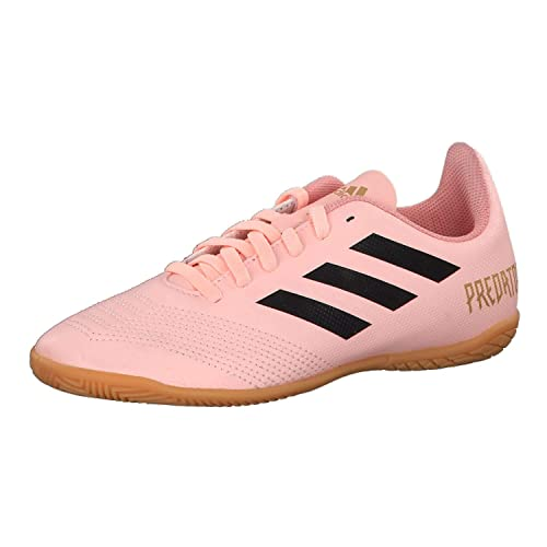 finest selection 6683f 8b9f9 adidas Predator Tango 18.4 in J, Scarpe da Calcetto Indoor Unisex - Adulto,  Arancione