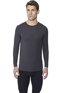 dff62e02 Amazon.com: 32 Degrees Heat Smart Fabric Long Sleeved Crew Neck ...
