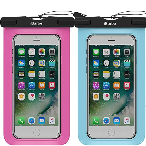 Premier Toddler Cot (2 Pack Waterproof Case,iBarbe Universal Cell Phone Plasic TPU Dry Bag for iPhone 7 7 plus 6S 6/6S Plus 5/S/SE 5C samsung galaxy Note 5 s8 s8 plus S 8 S7 S6 Edge s5 etc.to 5.7 inch,Blue+Rose)