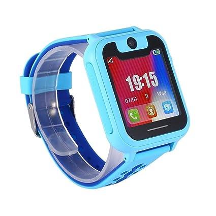 Amazon.com: HelloPet S6 - Reloj inteligente para niños ...