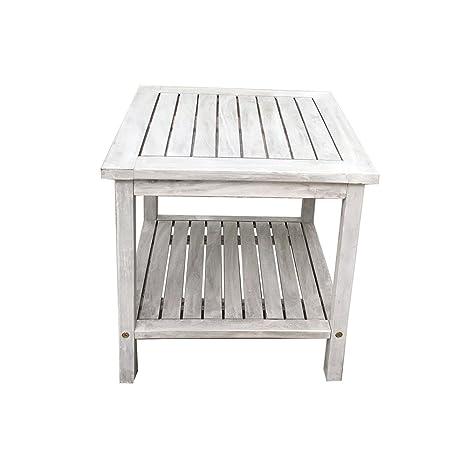 Promafit Table en Bois Athene - Mobilier de Salon - Table Jardin ...