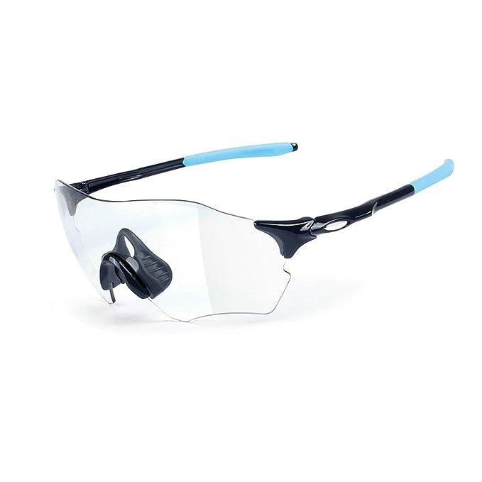 Amazon.com: Gafas de sol polarizadas que cambian de color ...