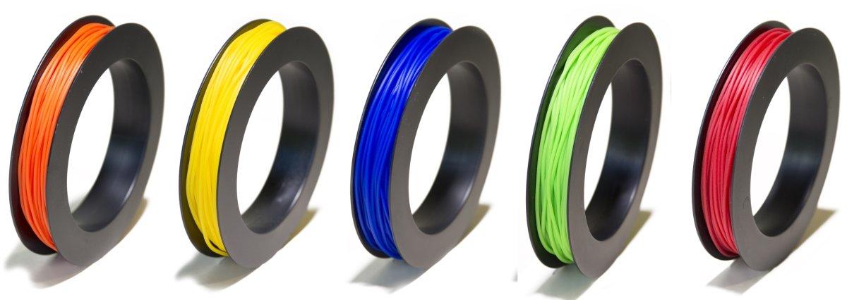 NinjaFlex Tpu Flexible filamento 1,75 mm 50 g Primaria 5 ...