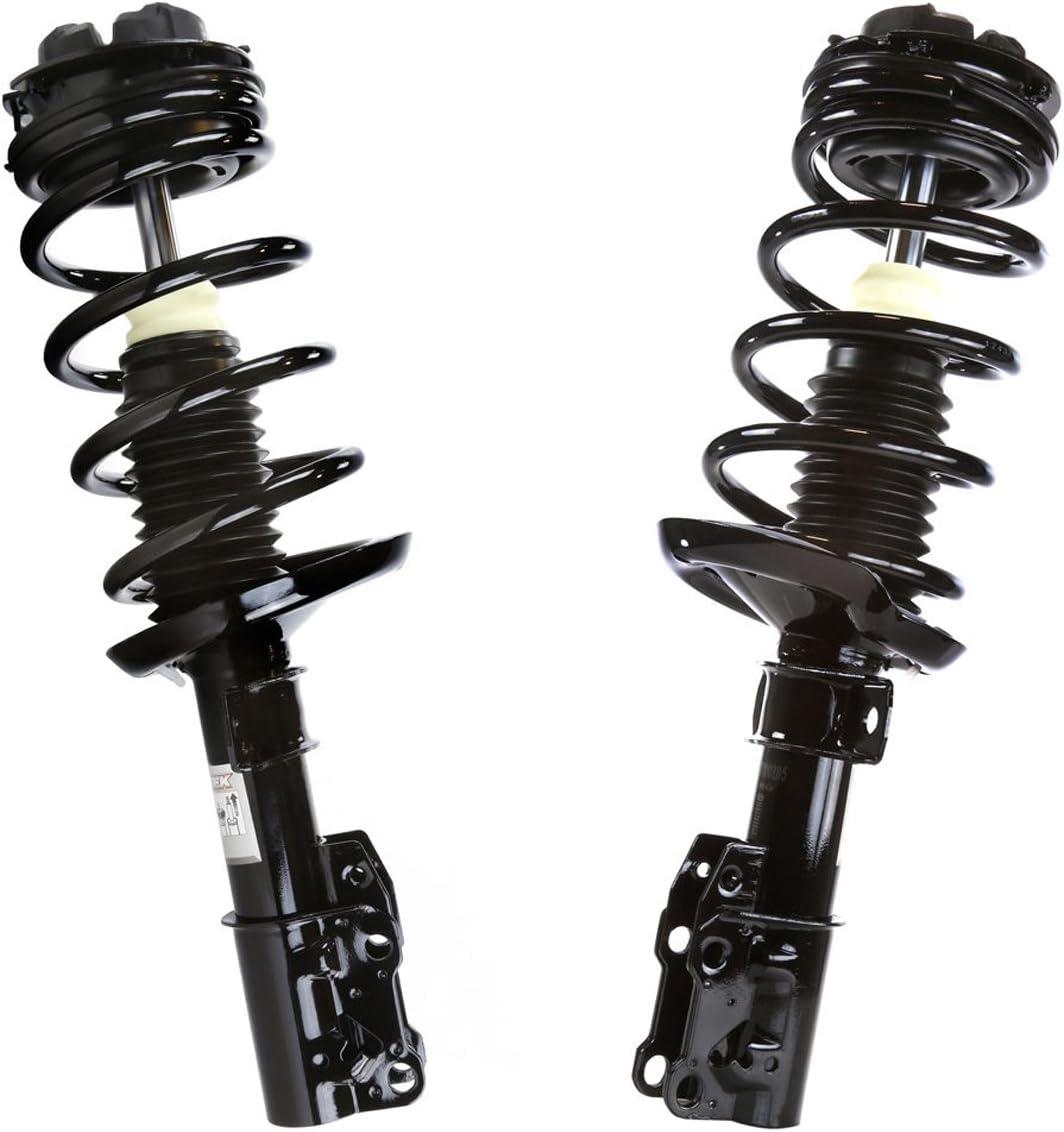 Set of 2 MOSTPLUS Rear Complete Strut Spring Shock Absorber For 2003-2007 Saturn Ion