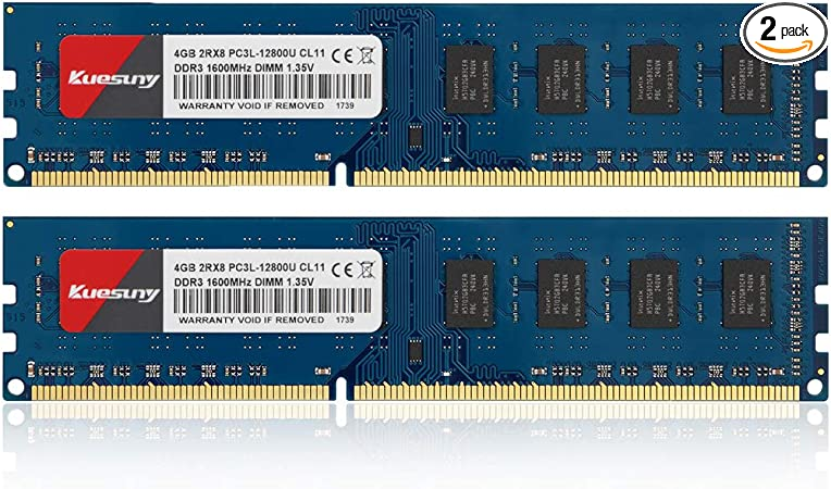 DDR3 1600MHz DIMM PC3-12800 240-Pin Non-ECC UDIMM Memory Upgrade Module A-Tech 4GB RAM for HP Pavilion 400-450KR