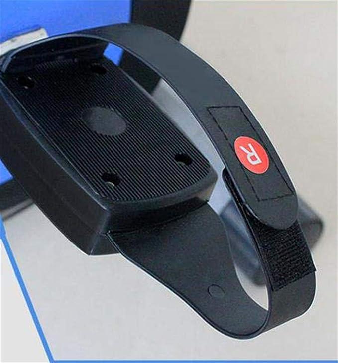 Lcyy-Bike Entrenadores De Bicicleta Resistencia Magnética 6 Kg Volante Cardio Workout con Pantalla Multifuncional Y Soporte De Tableta Altura De Asiento ...