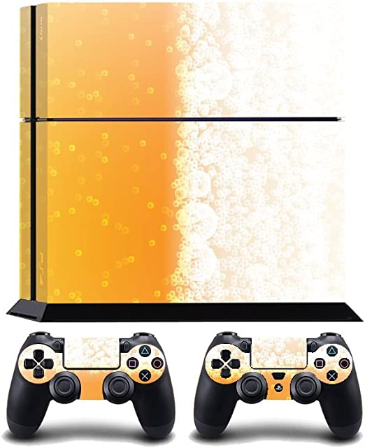 Premium PS4 PlayStation 4 Vinyl Wrap / Skin / Cover for PS4 ...
